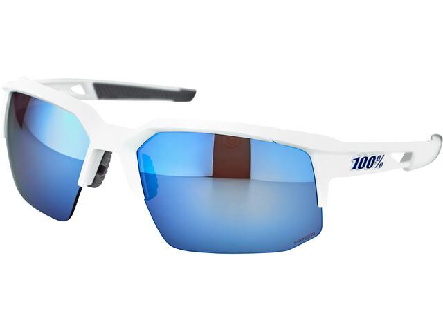 100% Speedcoupe Okulary, matte white